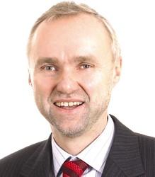 Manfred Krick  -  stv. Landrat und SPD-Kandidat für den Landtag NRW